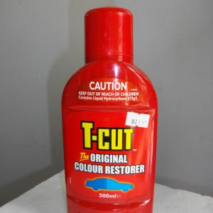 T-cut scratch remover - quality craft Rowville