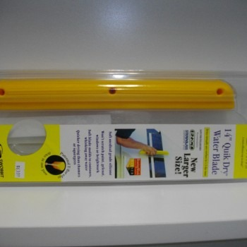 Water Blade 14 - quality craft Rowville