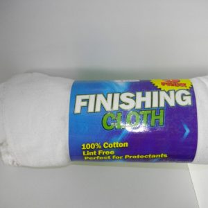 Glass & Finishing Cloth - quality craft Rowville