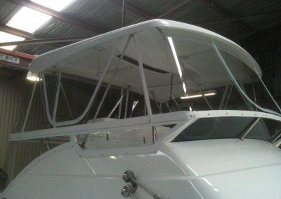 Hardtop Flybridge Enclosure
